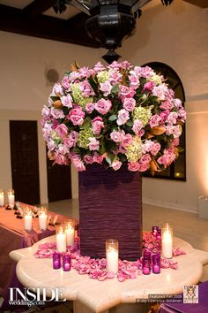 This is a WOW centerpiece!