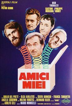 """Giorgio Perozzi: """"Non so se l'imbecille sono io che non prendo nulla sul serio o lui che prende la vita come una condanna ai lavori forzati o se lo siamo tutti e due"""" (1975)"""