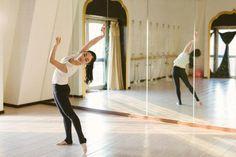 Natalie Portman's world-renowned dancer husband launched a digital workout platform