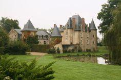 Luxury Castle in Vichy 995,000 € Listing