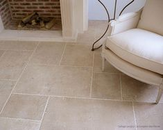 Paving stone Burgundy Lavigny finish Vieux Beaune by carodur Limestone Flooring, Travertine, Terracotta Floor, My Pool, Paving Stones, Living Room Inspiration, Kitchen Flooring, Natural Stones, Tile Floor