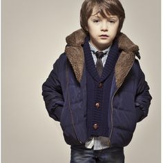 Mode enfant : 15 looks IKKS casual chic pour petits garçons : La cravate de chez IKKS - Maman Plurielles.fr