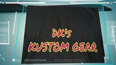 Animoto - Dk's Kustom Gear -  T-shirt Designs 2
