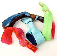 Hair Tie Bracelet, Bracelets, Knot Ponytail, Elastic Ribbon, Ribbon Hair, Hair Bands, Hair Accessories For Women, Hair Ties, Hair Color