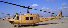 Iraqi Air Force UH-II.