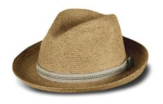 The Tilley R7 Town Hat Fedora is made of woven 100% Madagascar raffia. The medium size brim can be worn up or down, and is packable making it a stylish choice for your travel and outdoor adventures. This special order hat can takes up to 3-4 days to ship.