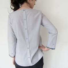 Summer sale 30% off Recycled Man's shirt Tunic with