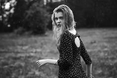Beautiful Girl Running in the Rain by Shutterstock contributor Aleshyn_Andrei Running In The Rain, Girl Running, Marianne Williamson, Library Images, Johnson And Johnson, Beauty Tutorials, Beauty Tips, Getting Wet, Blouse Styles