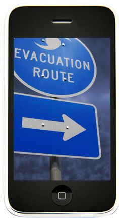mGive - Mobile Tips for Disaster. These 8 tips could make the difference for someone you know!