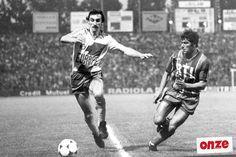 Maxime Bossis est surnommé « le grand Max », il évolue au poste de défenseur du début des années 1970 au début des années 1990. Il fait l'essentiel de sa carrière avec le FC Nantes avec qui il remporte trois foi le championnat de France ainsi qu'une Coupe de France.  En équipe de France, il compte 76 sélections pour un but marqué et remporte l'Euro 1984 ainsi que la Coupe Intercontinentale des Nations. Sous le maillot « bleu », il est également troisième de la Coupe du Monde de football de…
