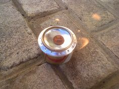 Pocket Stove from a soda can.
