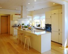 スウェーデンハウス「アイランドキッチン」
