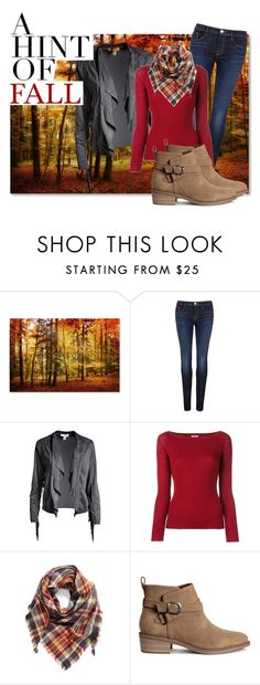 """""""Best Of September"""" by kelseyclissold on Polyvore featuring J Brand, Sans Souci, Nude and BP."""