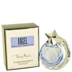 ANGEL by Thierry Mugler Eau De Toilette Spray Refillable 2.7 oz (Women)