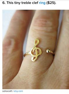 33 Impossibly Cute Music Inspired Jewelry For Music Lovers!