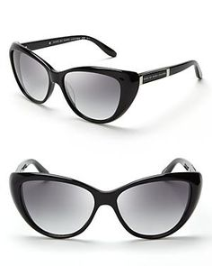 Marc by Marc Jacobs cat eye glasses
