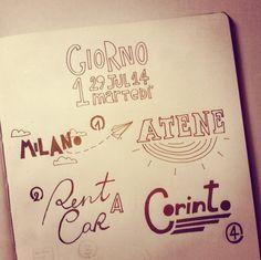 From @annagiuntini on Instagram for @CreativeMarket's #SketchWeekChallenge http://crtv.mk/hj0k