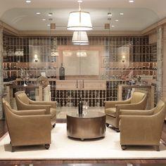 Giannetti Home - wine room
