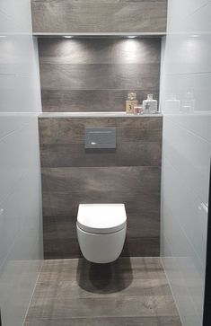 Account suspendedDreamy toilet toilet in bathroom ideas for you waaaw 40 - Bathroom Dreamy Ideas toilet waaaw Minimalist Small Bathroom Ideas Feel the Big Space! - PandrivaTiny shower room suggestions to optimize your small Small Toilet Design, Small Toilet Room, Guest Toilet, Downstairs Toilet, Modern Bathroom Design, Bathroom Interior Design, Small Bathroom, Bathroom Ideas, Bathroom Makeovers