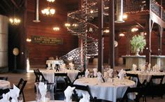 banquet room_decorated
