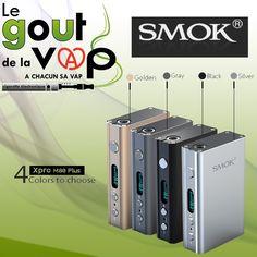 Le Mod M80 Plus Smoktech est une BOX aux caractéristiques surprenantes:           une puissance de 80W          accepte les résistances comprises entre 0,2 et 3 ohms          une batterie intégrée de 4400 mA          un contrôle de température de la résistance.  Un concentré de technologie qui saura sans doute trouver sa place !  DISPONIBLE DANS VOTRE BOUTIQUE  LE GOUT DE LA VAP