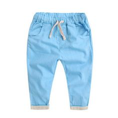 >> Click to Buy << 2-7 Year Toddler Kid Boy Girl Trousers Baby Children Summer Trousers Harem Pants X16 #Affiliate