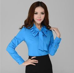 Cheap shirt and tie fashion, Buy Quality blouse leopard directly from China blouse wearing Suppliers:        New Arrival &Hot Sale!     Fashion Women Blouse     Formal Ladies Office Uniform Style     Material