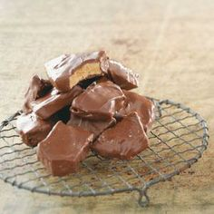 Mine Run Candy Recipe from Taste of Home -- shared by Lisa Henshall of Wichita, Kansas
