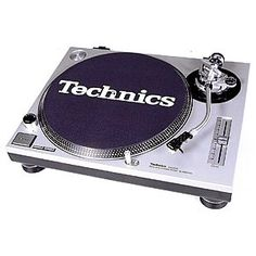 DJing with Technics 1200's & crates of vinyl took practice and talent that today's computer programmed DJ's will never, ever understand.