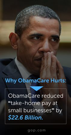 After one year, ObamaCare has undeniably hurt small businesses. ...no matter what happens - the rich get richer