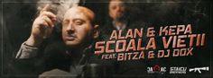 ELADIO prezinta : Hip-Hop Din Romania: ALAN & KEPA cu Bitză & Dj Dox - Școala vieții feat...