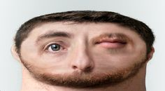 Site Uses Human Head to Demonstrate Responsive Functionality