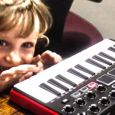 #VIDEO #BurpingMachine #KidsAndMusic Exploring music & respecting technology