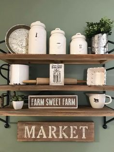 Rae Dunn   Farmhouse Decor