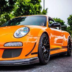 #Porsche 997 GT3 RS