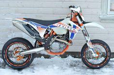 KTM EXC500 Six Days