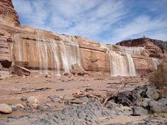 Grand Falls of the Little Colorado River - Flagstaff, AZ