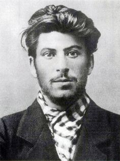 Young Joseph Stalin Kinda Hipsterish
