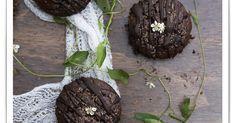 Magdalenas de Chocolate bajas en Calorias