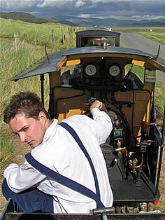 #Fairbourne Railway - Engine Driving Experience #Wales
