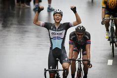 NikiTerpstra, the 2015 Dutch National Road Champion! ©Cor Vos
