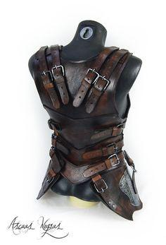 AscuasNegras armor.