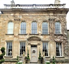 Creating kerb appeal. See blog for details. Chipping Campden, Cotswolds.
