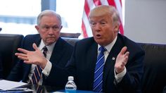 Sessions says he'll stay on the job as long as 'appropriate,' after Trump slam