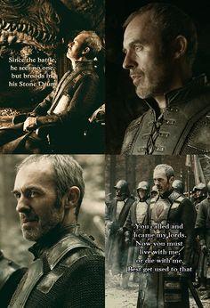""" Stannis Baratheon - A Storm of Swords """