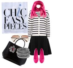 """""""chic teach"""" by blundell on Polyvore"""