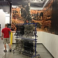 Another rack of Hoyt Carbon risers are born and make their way through the Hoyt Factory in preparation to be built for the ruthless bowhunting battlefield. Hoyt Archery, Archery Accessories, Bowhunting, Utah, Fishing, Cool Stuff, Building, Travel, Archery Hunting