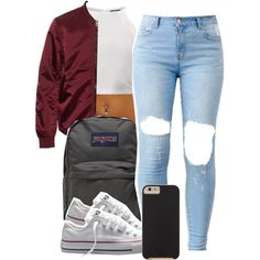 A fashion look from February 2015 featuring Converse sneakers, JanSport backpacks and Case-Mate tech accessories. Browse and shop related looks.