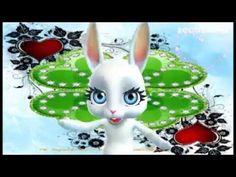Sieben Wege zum GlückLiebe❤FreundeDankbarkeitBunny, Zoobe, Animation