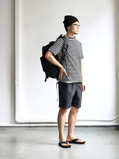 nisica S/S Asian Street Style, Japanese Street Fashion, Asian Style, 50s Style Men, Estilo Hipster, Engineered Garments, Just Style, Standing Poses, Fashion Essentials